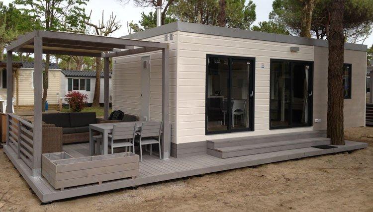 Mobilheim Mieten Italien Adria : Adria holiday bungalows eraclea u holidaycheck venetien italien