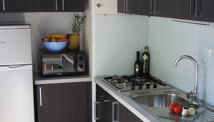 Superior Deluxe - keuken