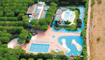 Union Lido - aquapark Mare