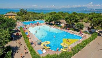Camping Cisano San Vito, camping Bardolino - zwembad