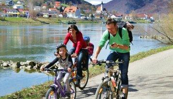 Oostenrijk, Salzburgerland - fietsen met de familie