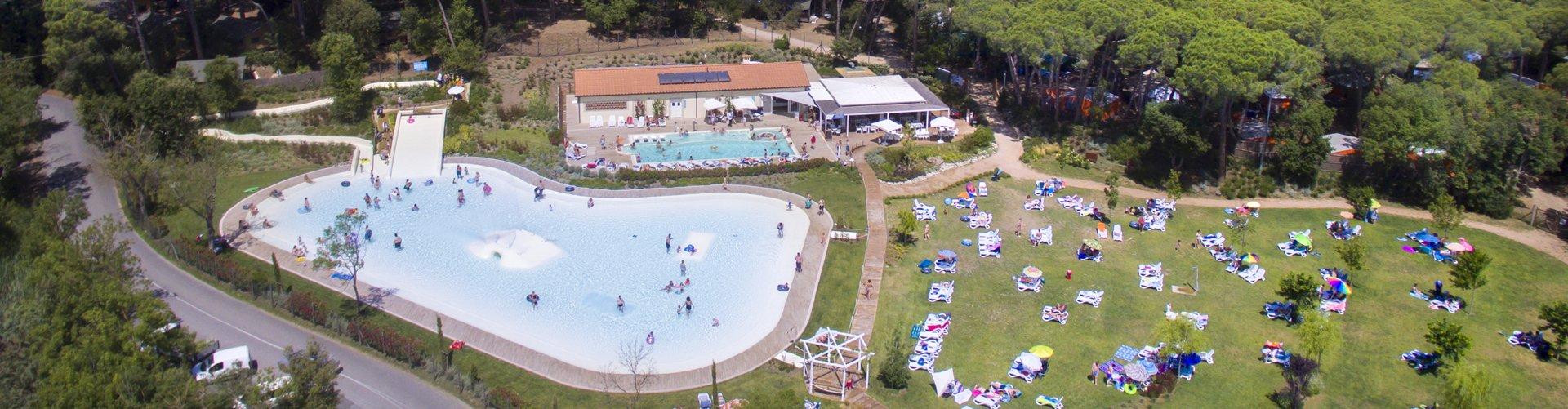 banner etruria  - zwembad
