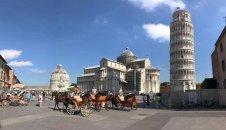 Italie - Toscaanse Kust - Toren van Pisa