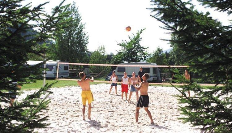Woferlgut - Beachvolleybal