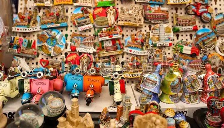 Souvenirs Italië