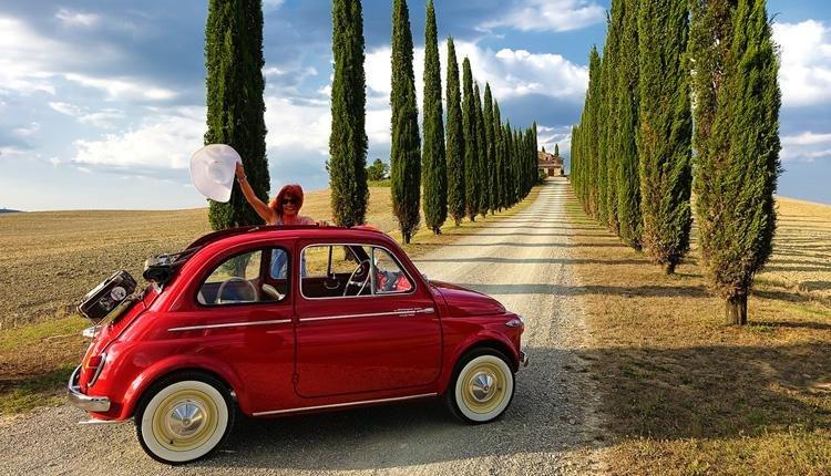 Toscane - Fiat